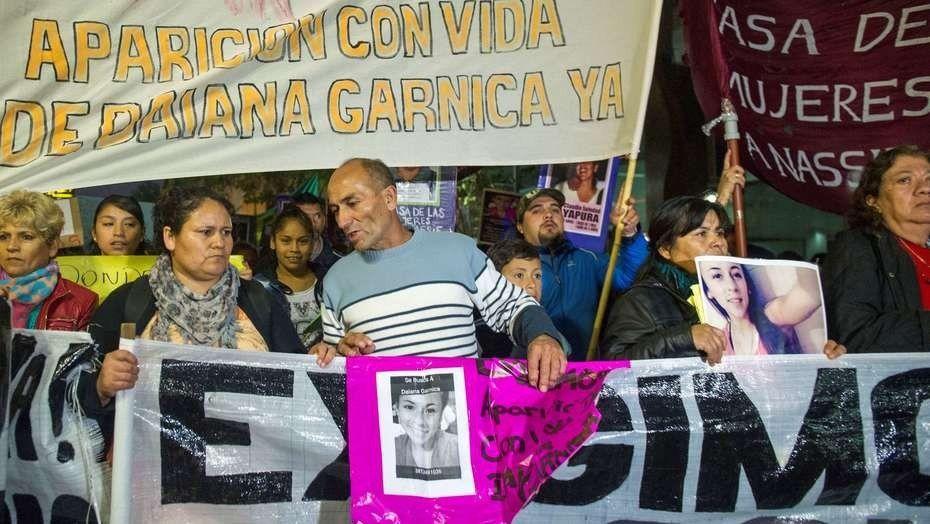 Caso Garnica: Para la abogada de Suárez, la familia está implicada en el caso