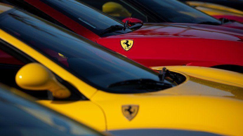 ¿Por qué Ferrari fue tendencia viral en las últimas horas?