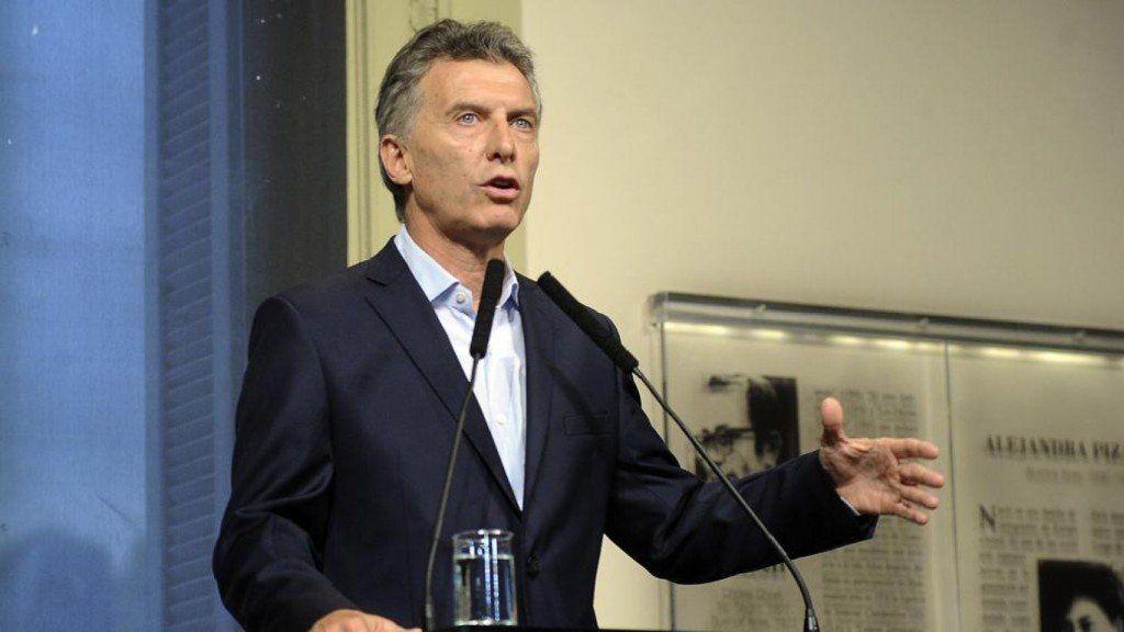 Macri apuesta a un gran acuerdo nacional y asegura que con el FMI no hubo negociaciones ocultas