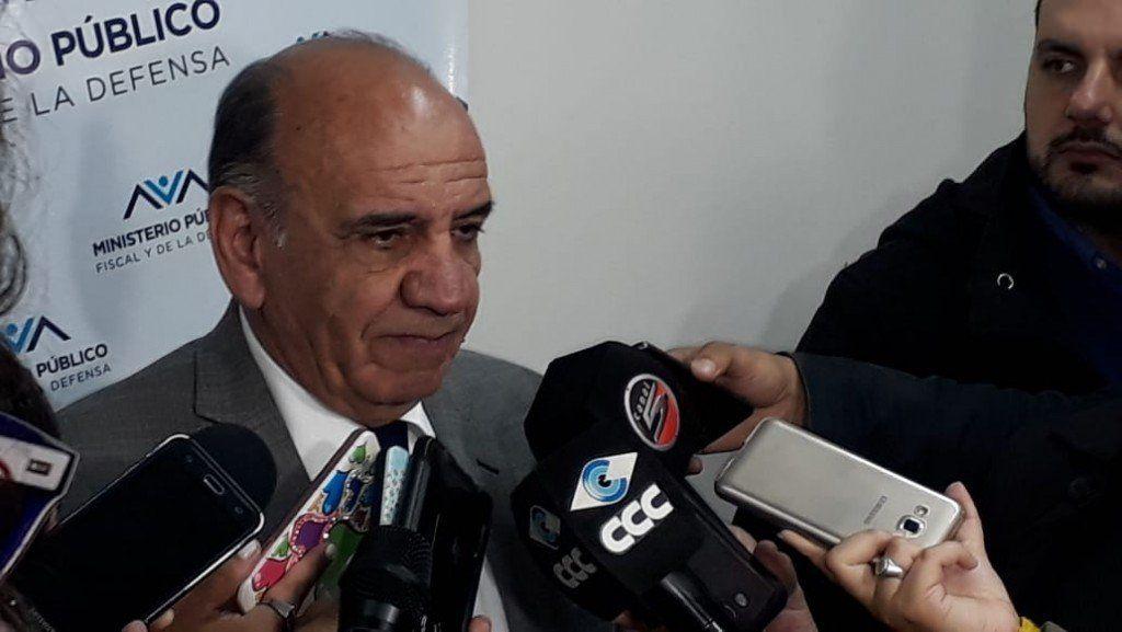 El ministro Fiscal busca el consenso de los tres poderes del Estado para frenar la delincuencia