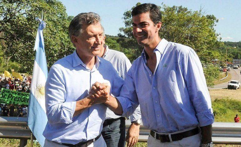 El presidente Mauricio Macri se reunirá con Urtubey en Casa Rosada