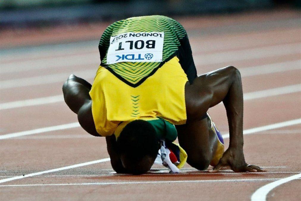 Finalmente Bolt se quedará sin el oro perfecto