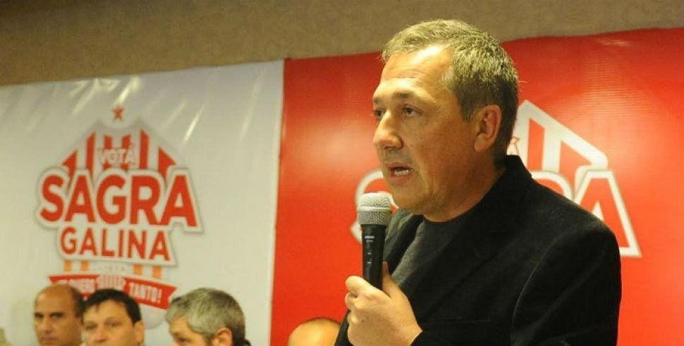 Sagra ya confirmó un refuerzo para la Superliga