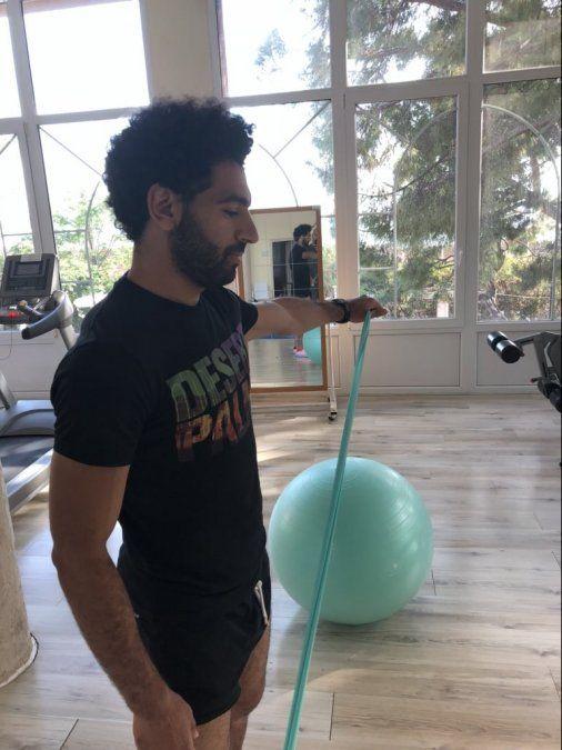 Buen sentimiento, Salah recupera sensaciones