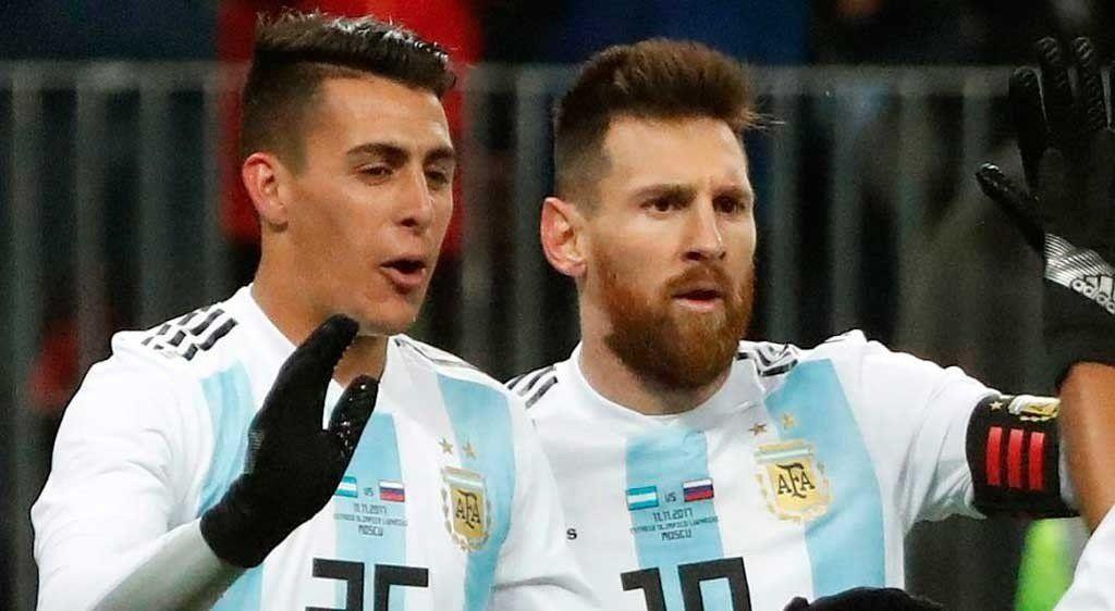 ¿Messi pidió a Pavón para el Barcelona?
