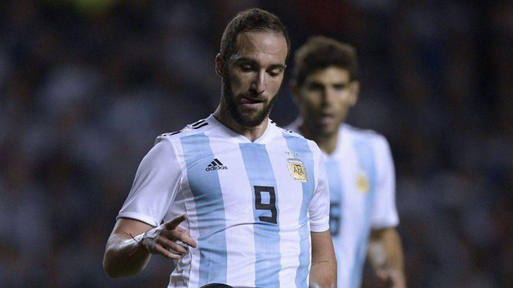 Higuaín opinó sobre la suspensión del amistoso ante Israel