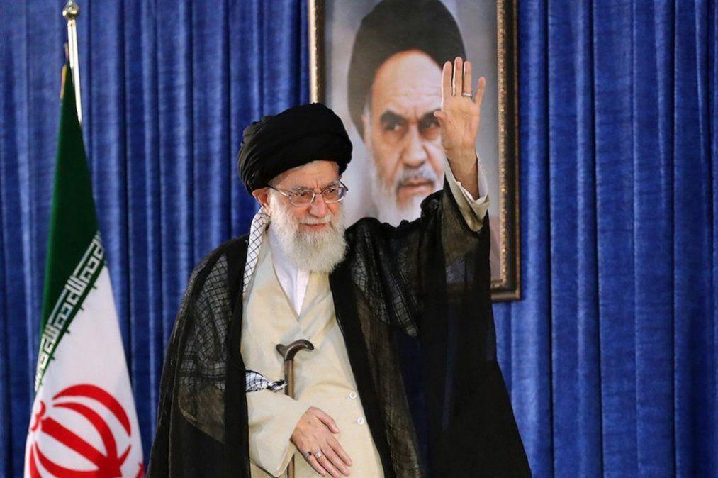 Por Twitter, Israel respondió a una amenaza de Irán con un GIF