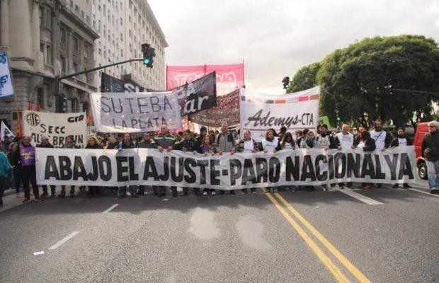 Pablo Moyano confirmó el pedido de Paro Nacional