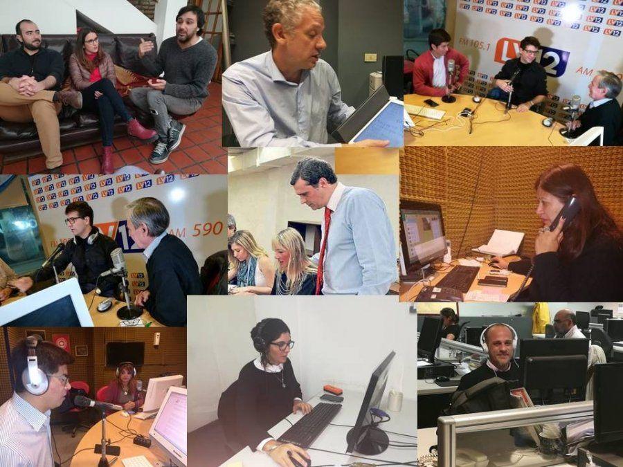 Periodista: una particular mixtura de  profesión y oficio que se aprende en el campo y se concreta en la pluma (Primera parte)