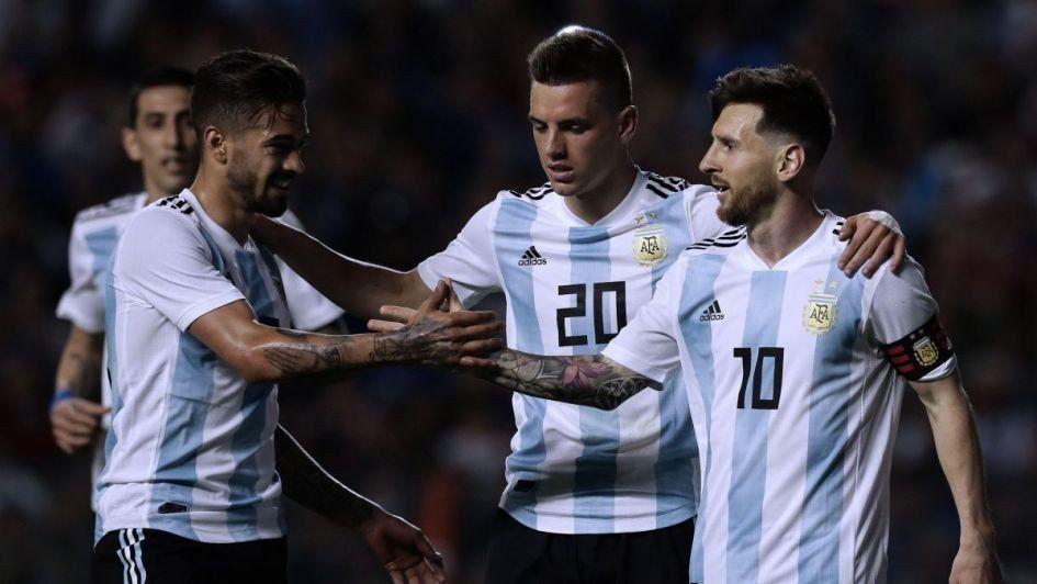 Llegará a la FIFA un pedido de exclusión de Argentina del Mundial