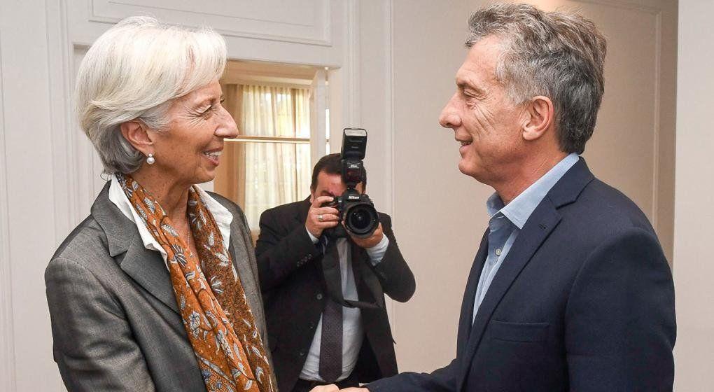 El FMI aprobó un préstamo de US$ 50.000 millones para la Argentina
