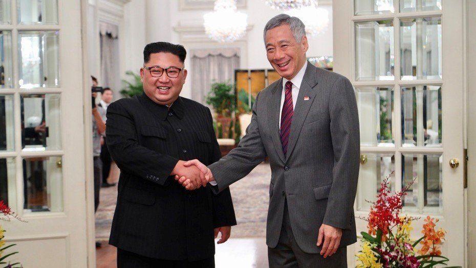 Inicia la histórica cumbre entre Trump y el norcoreano Kim