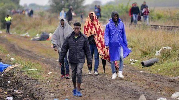 Los refugiados representan el 1 por ciento de la población mundial