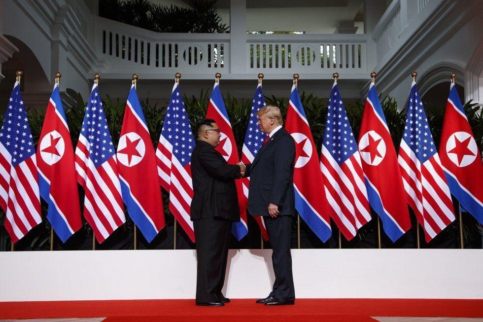 Estos son los propósitos del acuerdo mas esperado entre EEUU y Corea