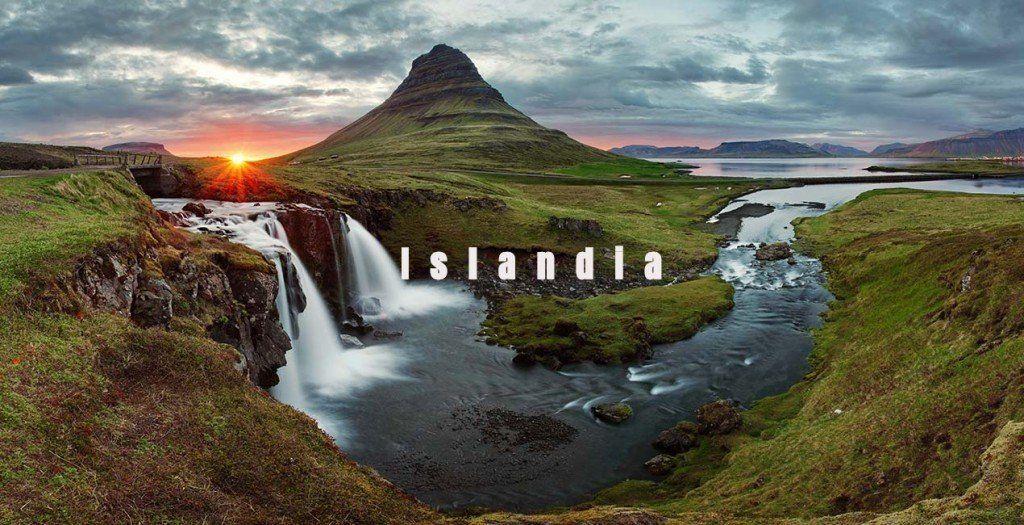 Islandia, tierra de Vikingos