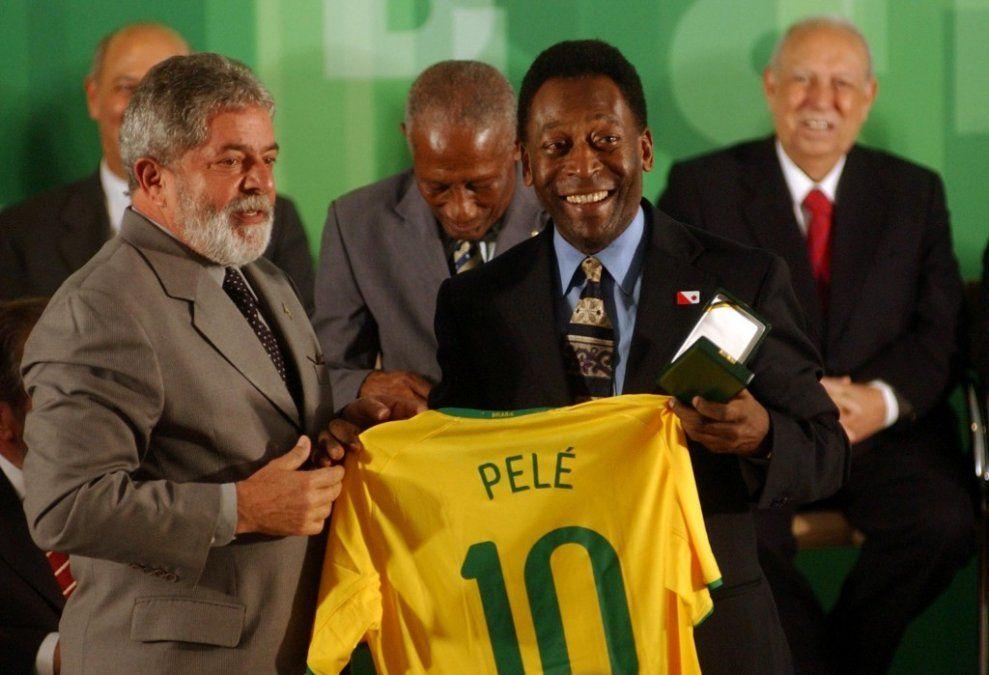 Lula participará en transmisiones del Mundial desde la cárcel