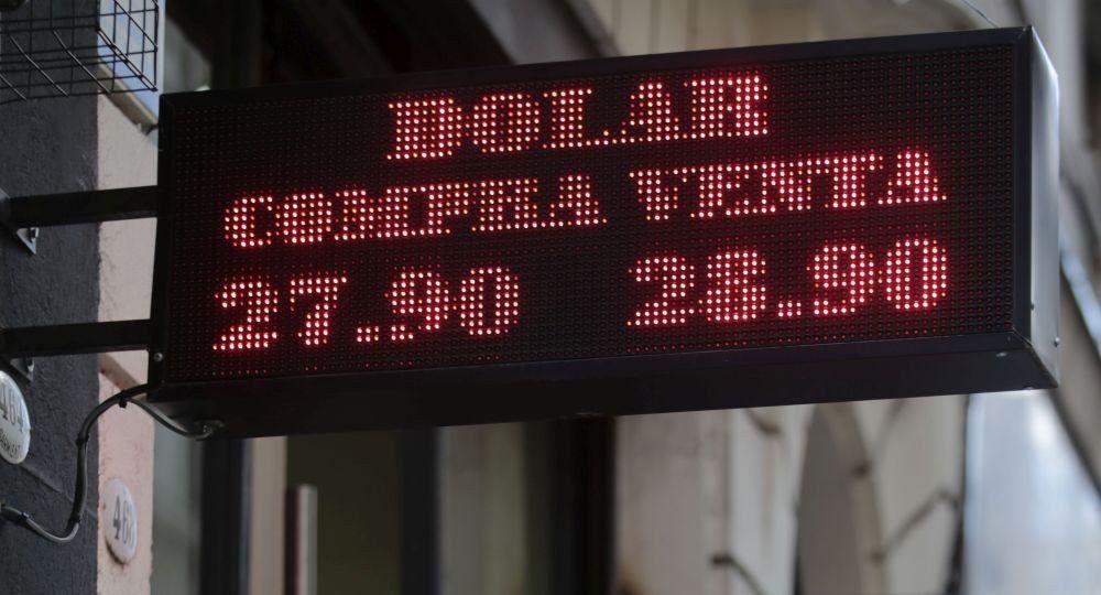 Sin intervención del Banco Central, el dólar volvió a subir y terminó en $28,85