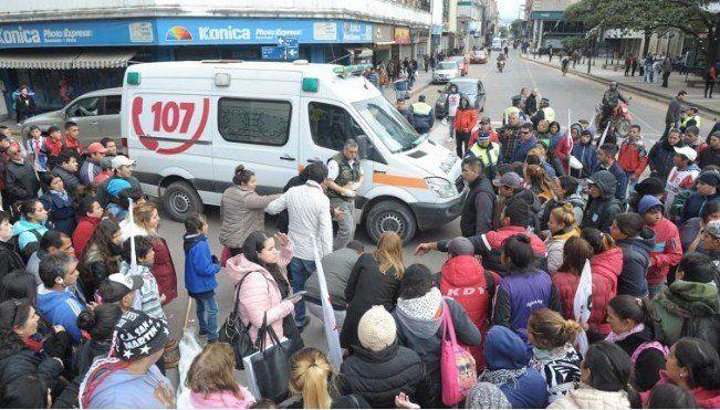 Piden preventiva para el taxista que mató a una mujer en Plaza Independencia