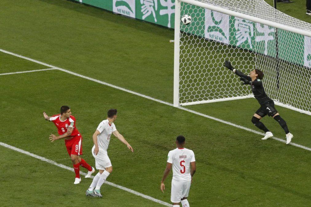 En el final, Suiza lo dio vuelta y deja abierto el grupo D