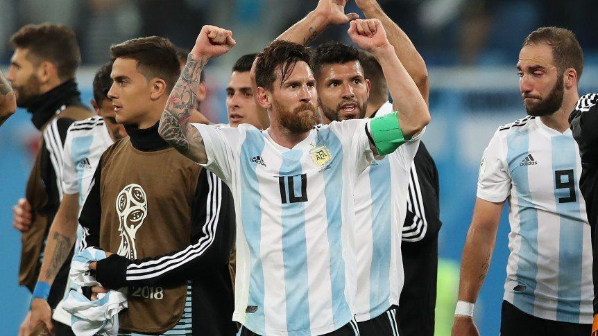 Messi en Instagram: Nada más lindo que ser argentino