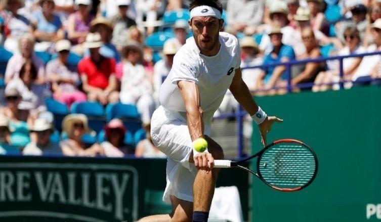 Leo Mayer volvió a ganar y llega entonado a Wimbledon