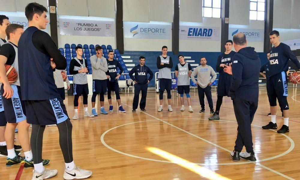 La Selección argentina de básquet afronta un duelo decisivo ante Panamá