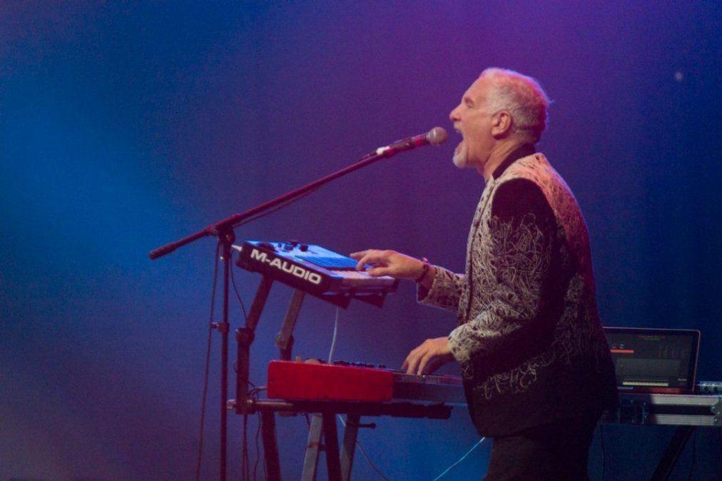 Falleció el ex tecladista de Soda Stereo, Daniel Sais