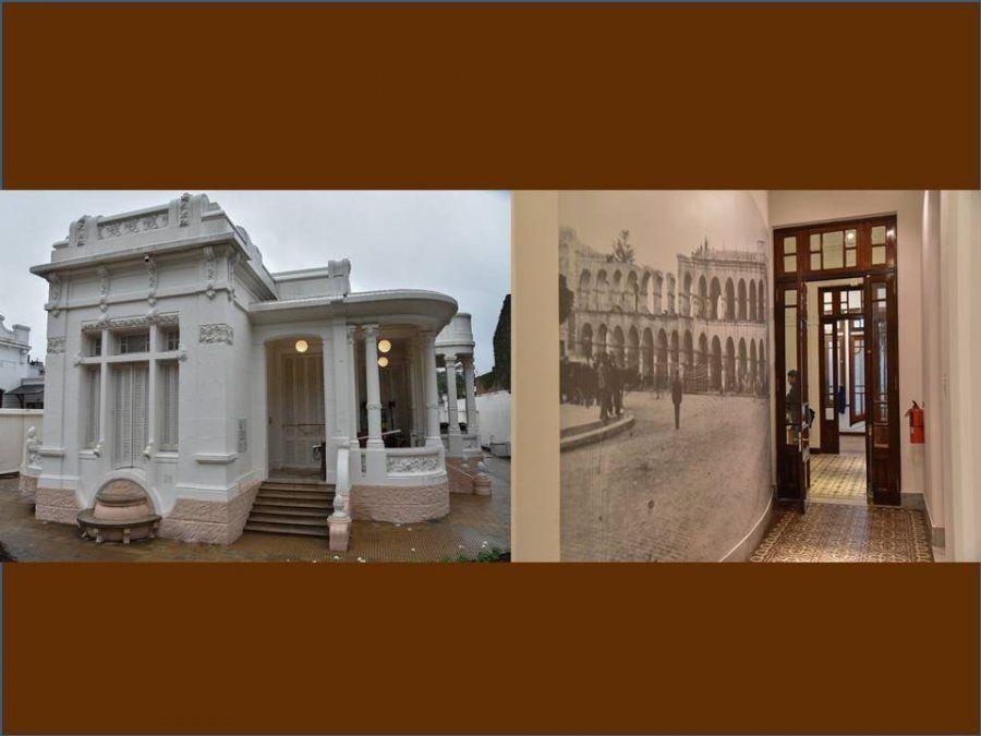 La patrimonial Casa Sucar es un museo con identidad urbana