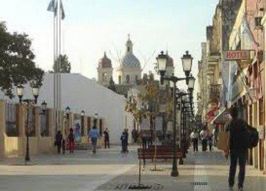 Puestos de información turística y paseos guiados en la Ciudad Histórica