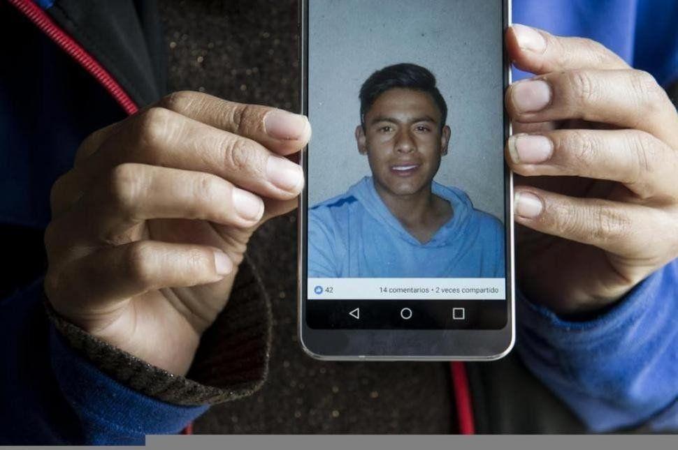 Denuncian que el crimen de Sebastián Farías fue planificado