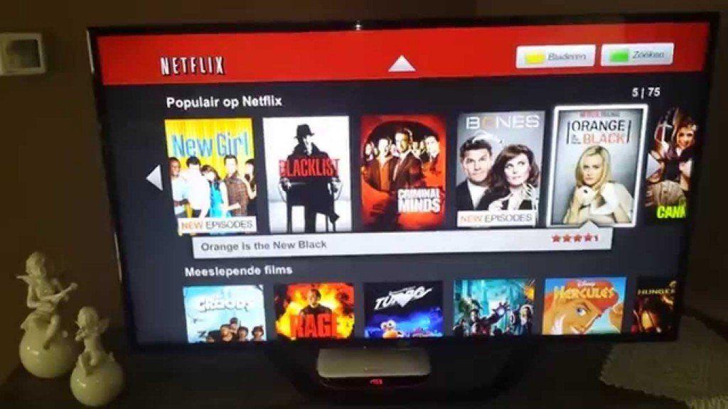 Ahora los usuarios podrán descargar series de Netlix de manera automática