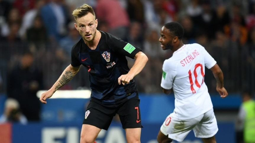 Rakitić voló de fiebre previo a Inglaterra: Saqué fuerzas para jugar y valió la pena