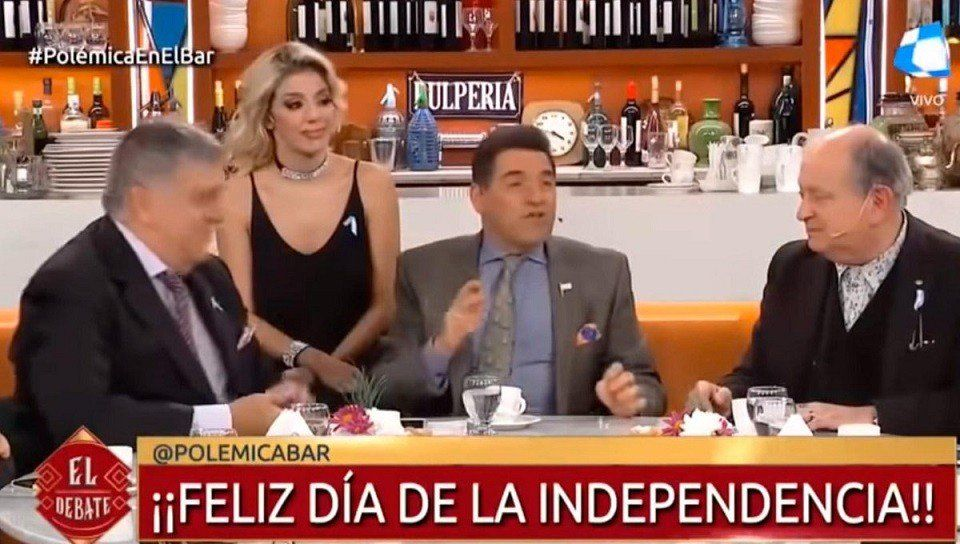 Mariano Iúdica: Después de las burlas, pidió disculpas