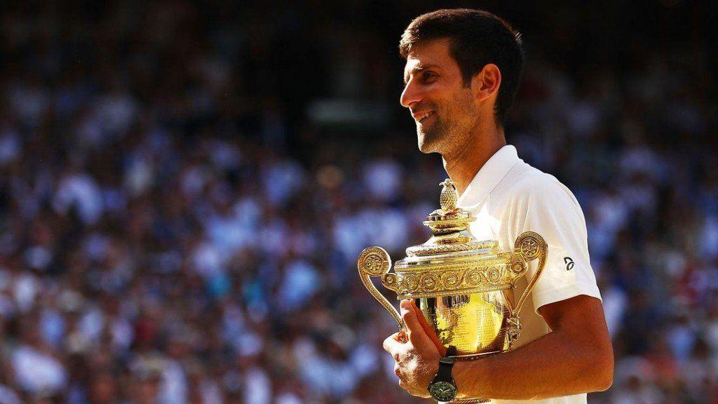 Djokovic volvió a consagrarse campeón de Wimbledon