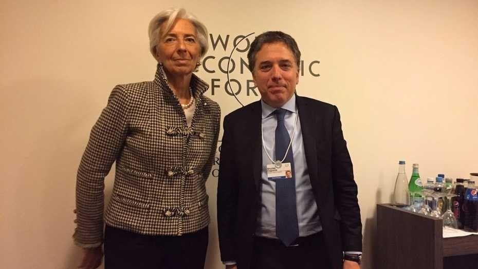 Lagarde se reunirá con Dujovne para conocer los avances del acuerdo con el FMI