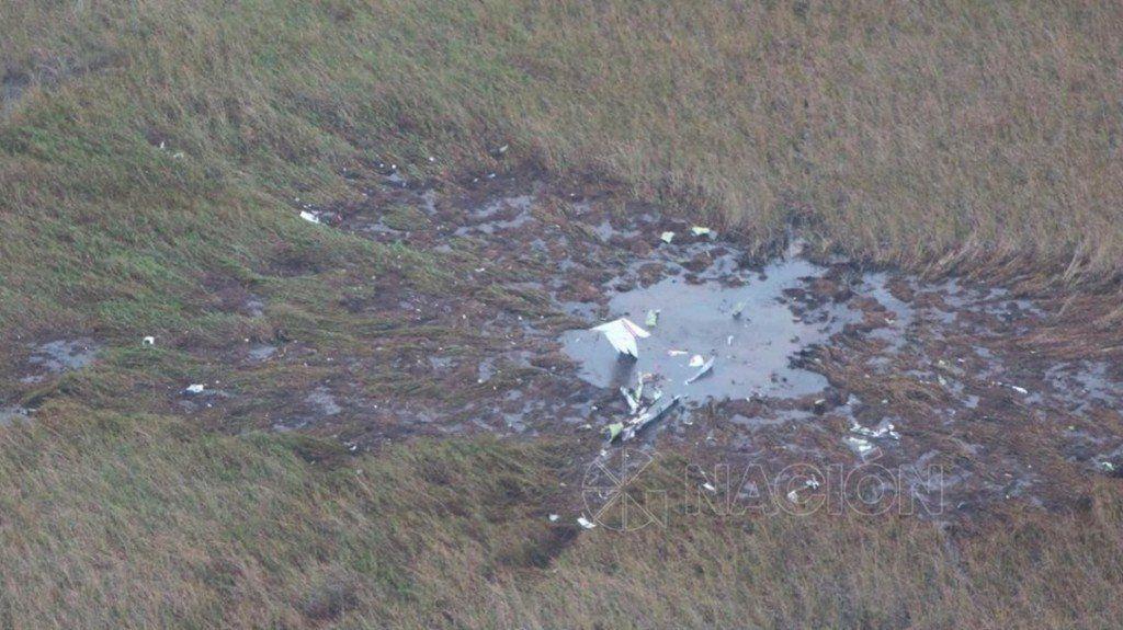 Hallaron la avioneta desaparecida en Paraguay: no hay sobrevivientes