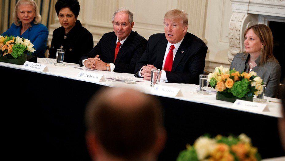 Trump advirtió que aplicará sanciones a los países que hagan negocios con Irán