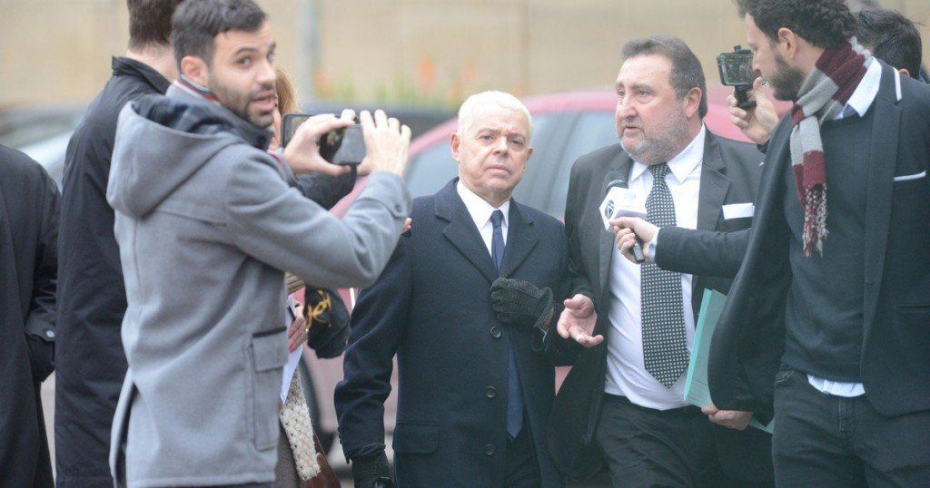 Norberto Oyarbide denunció que fue apretado para favorecer al matrimonio Kirchner