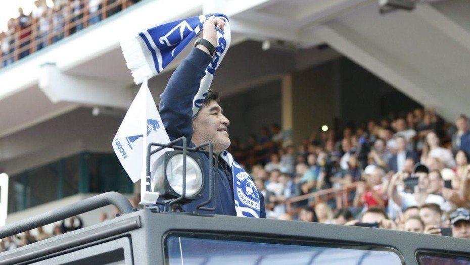 Las dos figuras argentinas que Maradona quiere llevarse a Bielorrusia