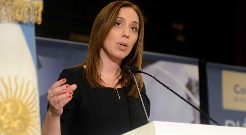 María Eugenia Vidal no será candidata a presidenta y apoyará una reelección de Macri