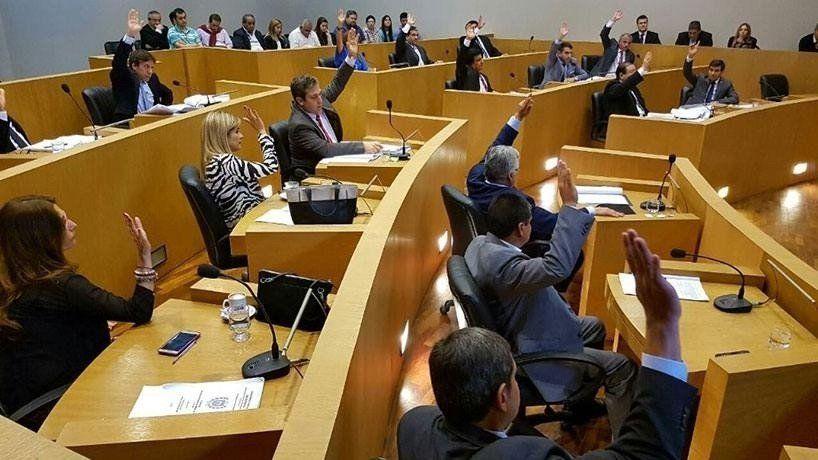 Sesiona el Concejo Deliberante de la capital