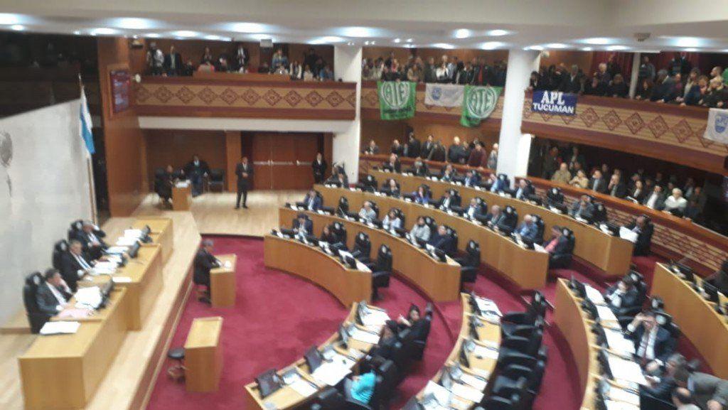 Juri cuestionó a legisladores de la oposición que sostienen que la quita del Fondo Soja no le mueve el amperímetro a la provincia