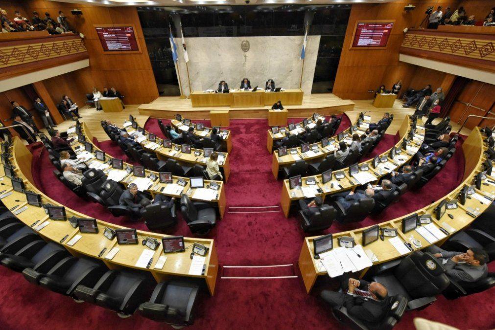 La Legislatura rechazó el DNU que quita fondos a Tucumán
