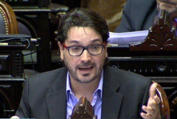 Garretón se manifestó a favor de la quita del Fondo Soja