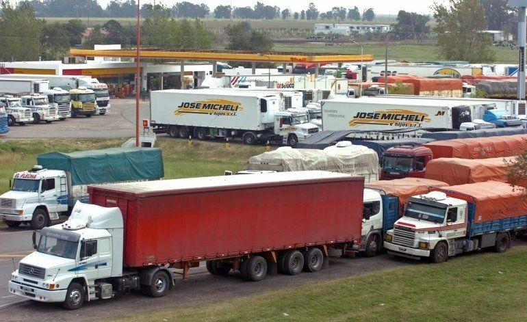 Paro de camioneros ante los graves abusos de las multinacionales de granos