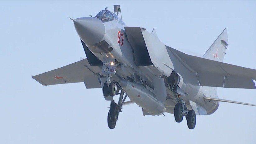 Rusia realizó una exitosa prueba de un misil hipersónico