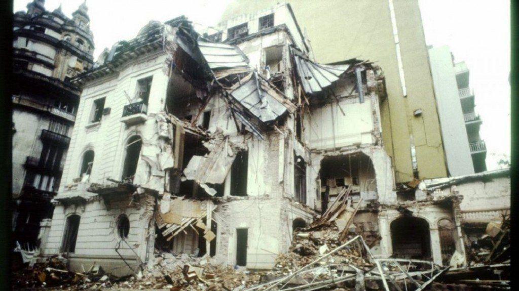 Se cumplen 26 años del ataque a la Embajada de Israel