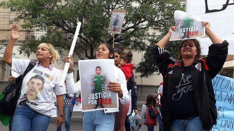Postergaron la declaración de los policías por el caso Facundo Ferreira