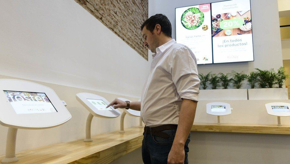 Inauguran el primer restaurante de Argentina con el modelo Amazon