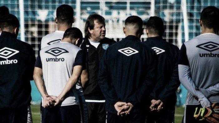 Zielinski tiene el equipo para enfrentar a Independiente
